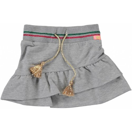 FunkyXS SS SWEAT SKIRT | mid grey melee