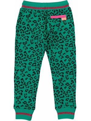 FunkyXS SS ALLOVER HAREM PANTS | bright green