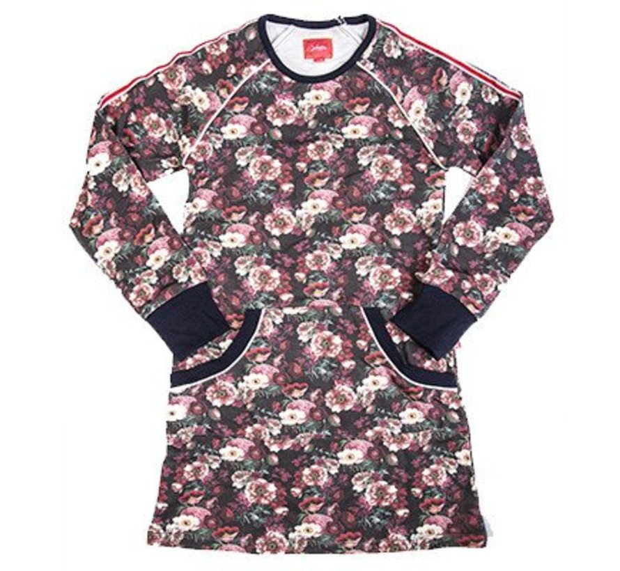 45-1112 Sweat dress MUL