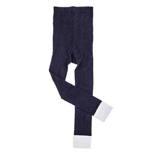 Little Miss Juliette 98-1134 Knit Legging NVY