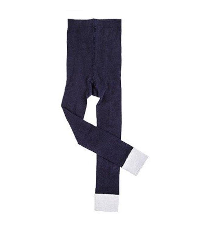 98-1134 Knit Legging NVY