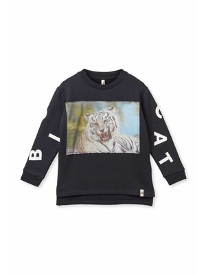 Popupshop Hang sweat white tiger 1139_182