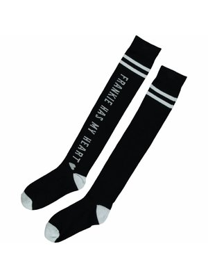 Frankie&Liberty Gilly Overknee Sock | black