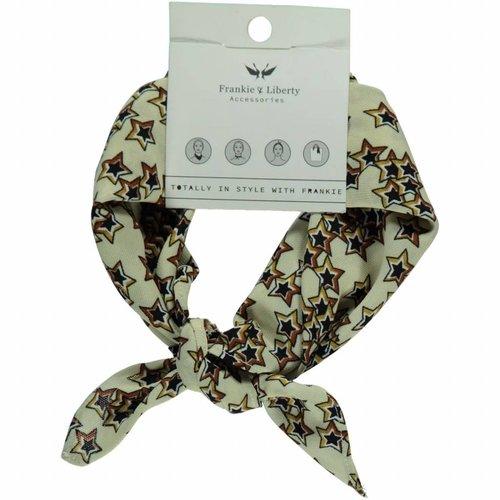 Frankie&Liberty Gysha scarf | star