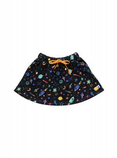 AMMEHOELA RO7 FLYNN SKIRT | rocket moon