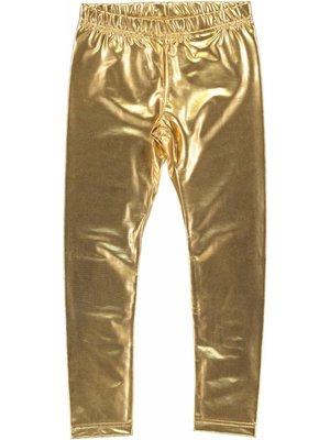 FunkyXS GM METALLIC LEGGING GOLD