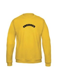 ESTHRZ OBSESSED SWEATER | YELLOW