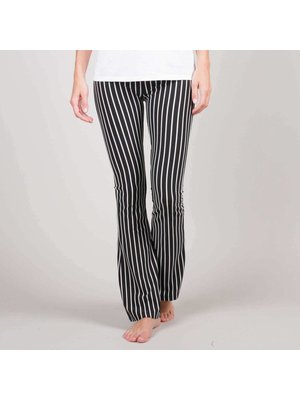 Colourful Rebel 5147 - Fay structure stripe flare pants