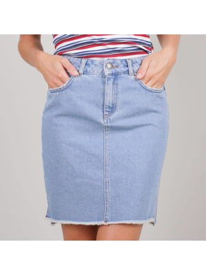 Colourful Rebel 5087 - Casia denim skirt