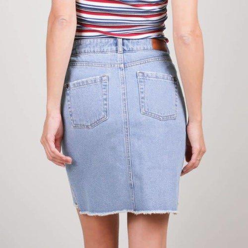 Colourful Rebel 5087 - Casia denim skirt