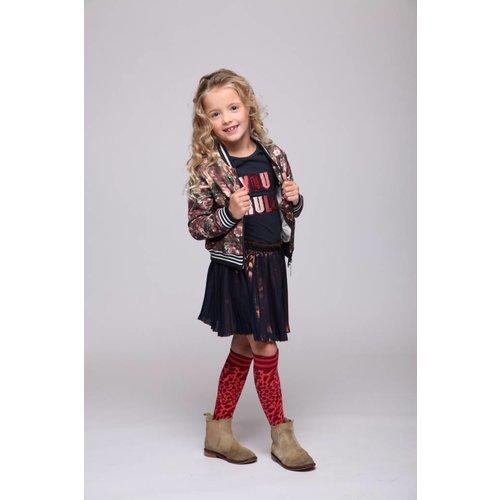 Little Miss Juliette 40-1124 Plissé skirt BRQ