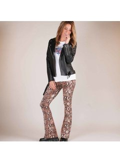 Colourful Rebel 5618 - GRACIE FLARE PANTS