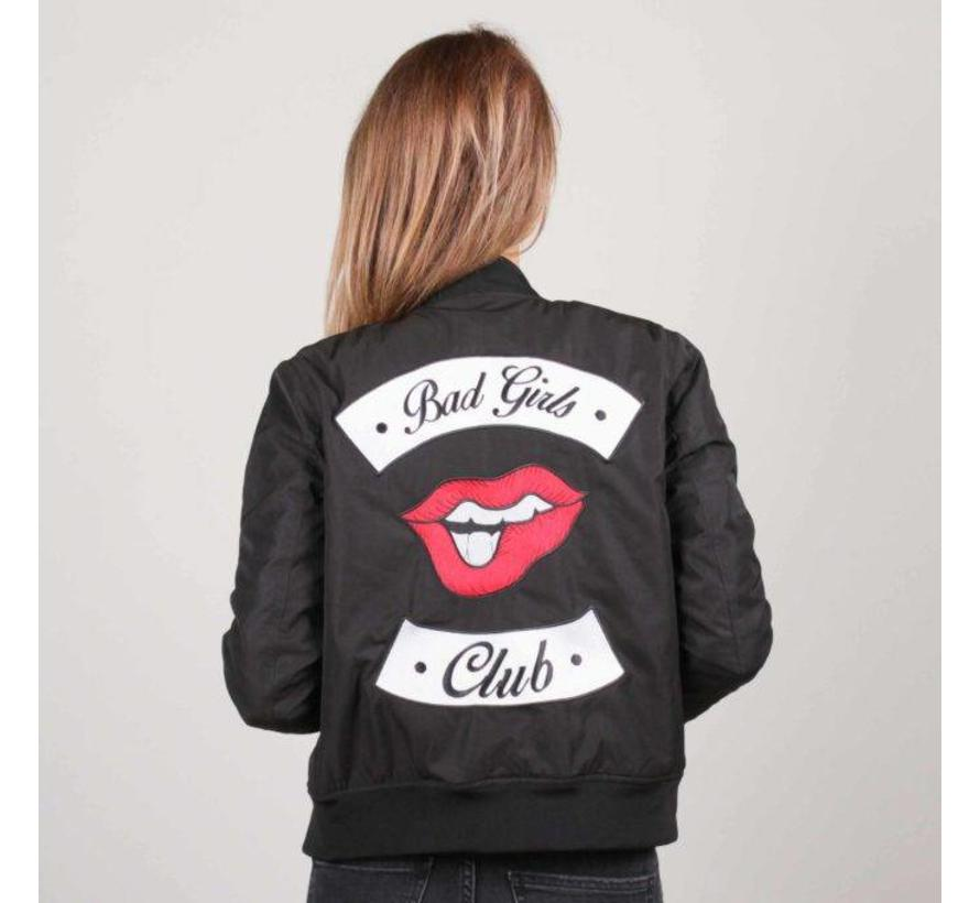 5071 - BAD GIRLS CLUB BOMBER