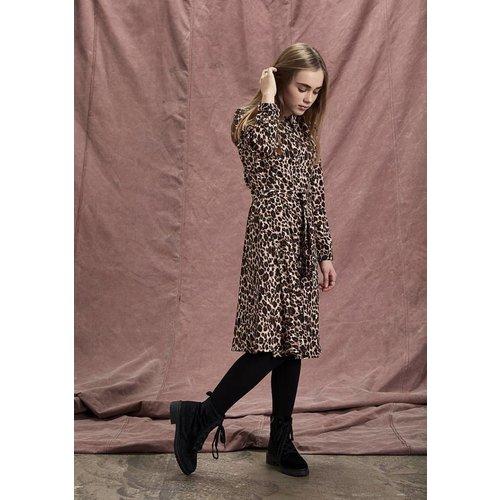 D-XEL SHIRT DRESS 4510541 LEO