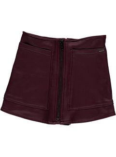 Frankie&Liberty Heather Skort | dark cherry
