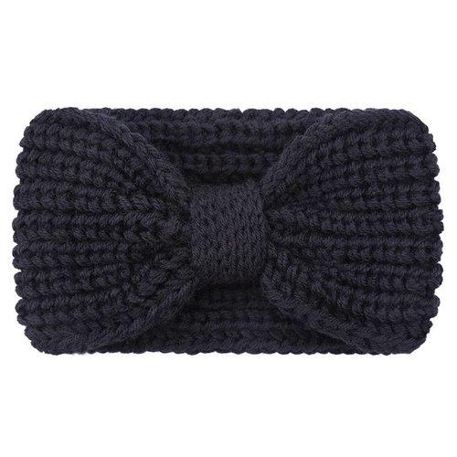 Headband Winter Bow