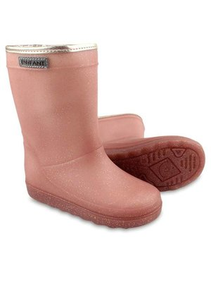 815213 THERMO BOOT | METALLIC ROSE