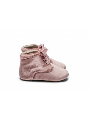 Mockies CLASSIC BOOTS | limited velvet pink