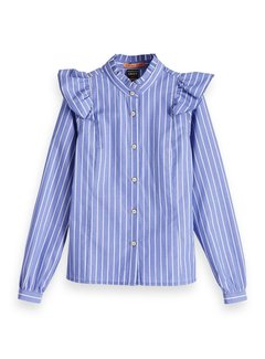 Scotch R'Belle Blouse 147681 | light blue