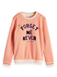 Scotch R'Belle Sweater forget me never 147677 | orange