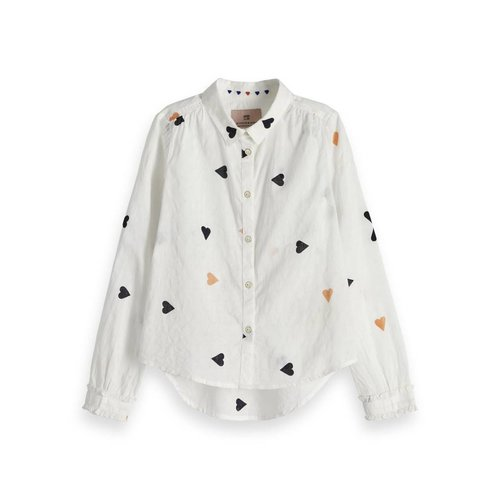BLOUSE 147682 | offwhite