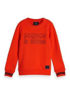 Scotch Shrunk SWEATER 147641 | 2538 red