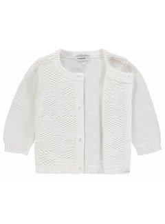 Noppies 94102 - Vest Paramus | blanc
