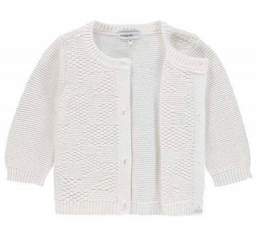 Noppies 94102 - Vest Paramus   blanc