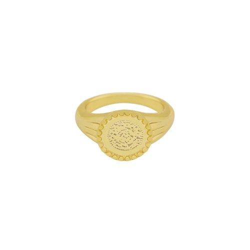 RING ROMAN COIN