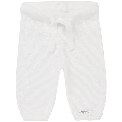 Noppies PANTS GROVER 67405 | optic white