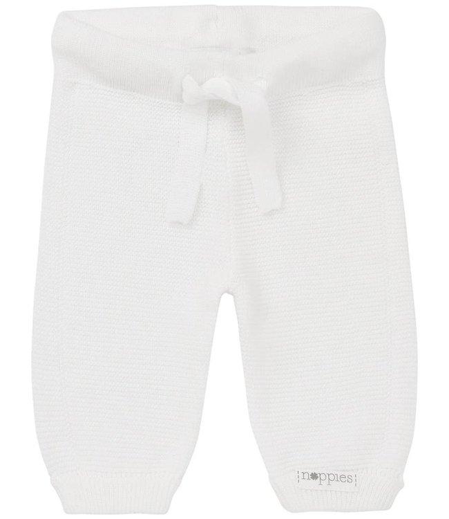Noppies PANTS GROVER 67405 | optic white