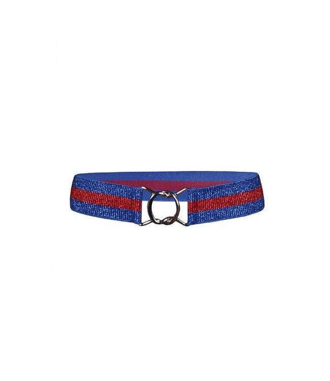 ELASTIC BELT 4511898 | blue/red