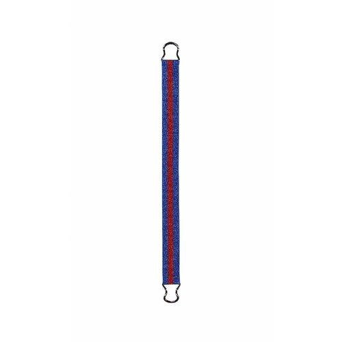 D-XEL ELASTIC BELT 4511898   blue/red