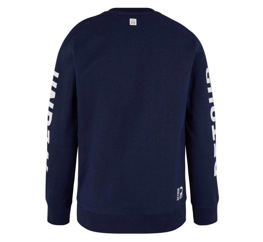 SAMMY   5075 dark indigo blue