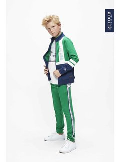 Retour TRACK SUIT ABEL | 6050 bright green