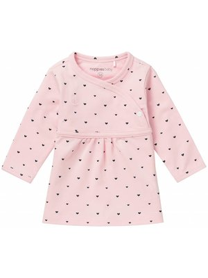 Noppies DRESS NEVADA 67364 | light pink