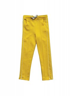 AMMEHOELA Track pants Yellow
