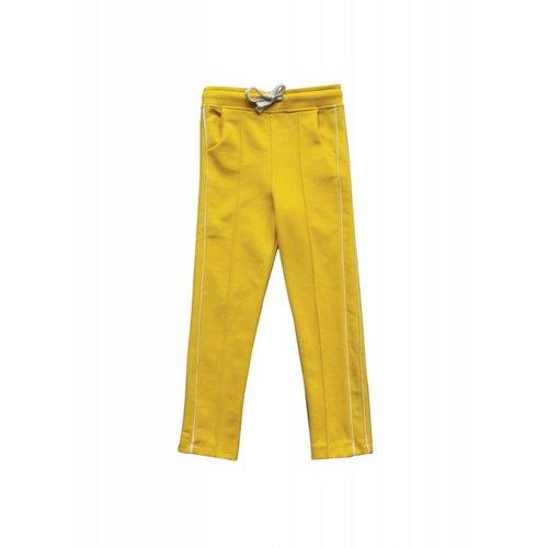 AMMEHOELA Track pants Yellow