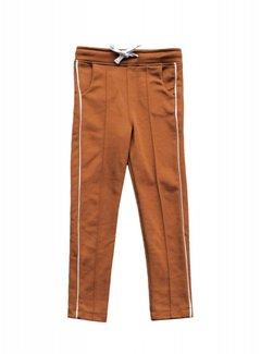 AMMEHOELA Track Pants Camel