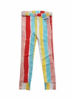 AMMEHOELA Legging Rainbow print