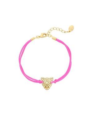 Bracelet Leopard Strap