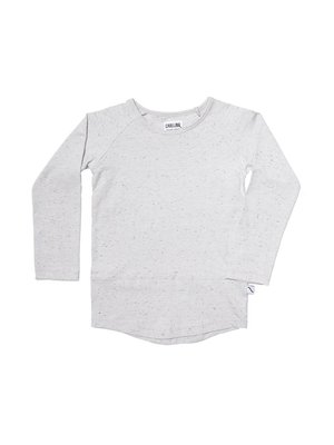 CarlijnQ BAG68 basics grey - longsleeve