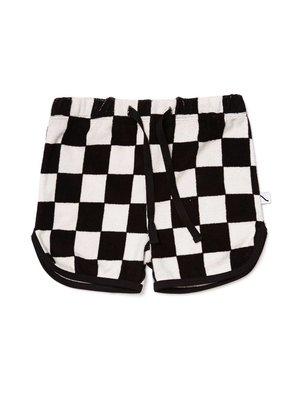 CarlijnQ CH13 checkers - shorts