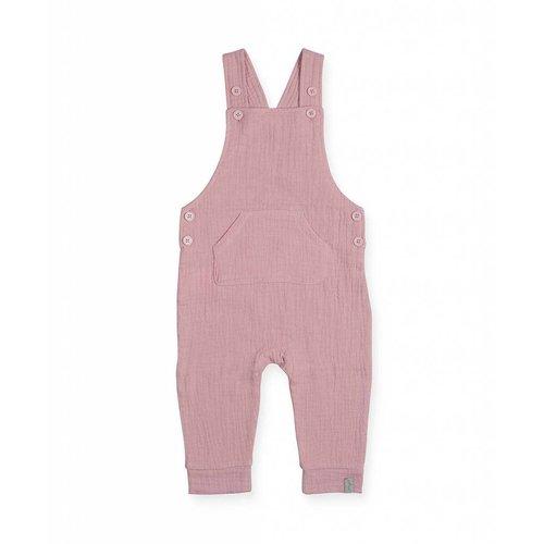 jollein SALOPETTE | cotton wrinkled pink