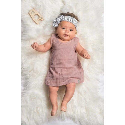 jollein JURKJE | cotton wrinkled pink