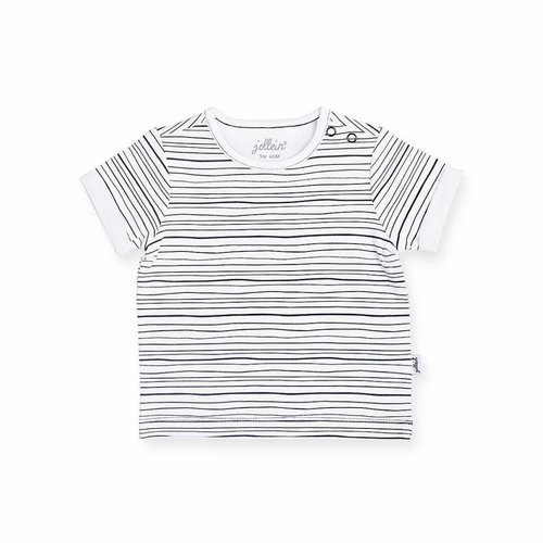 jollein T-SHIRT | black stripes