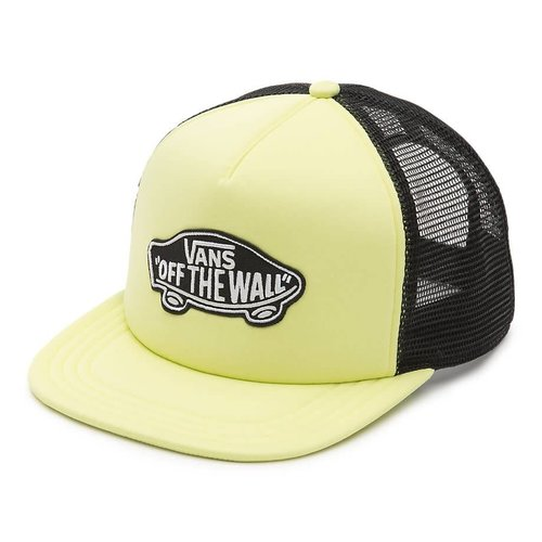 VANS BY CLASSIC PATCH TRUCKER | sunny lime