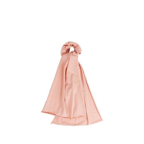 MINGO SCARF | peach pink