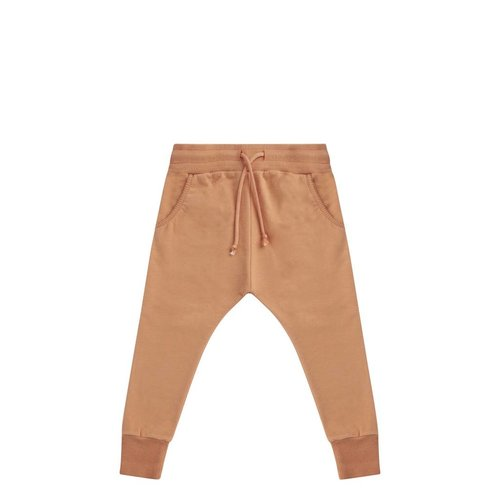 MINGO Slim fit jogger | toasted nut