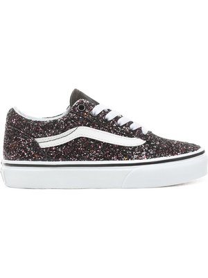 VANS UY Old Skool (GLITTER STARS) | black/true white
